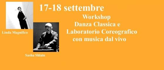 settembre in danza workshop