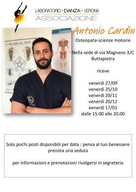 Antonio Cardin